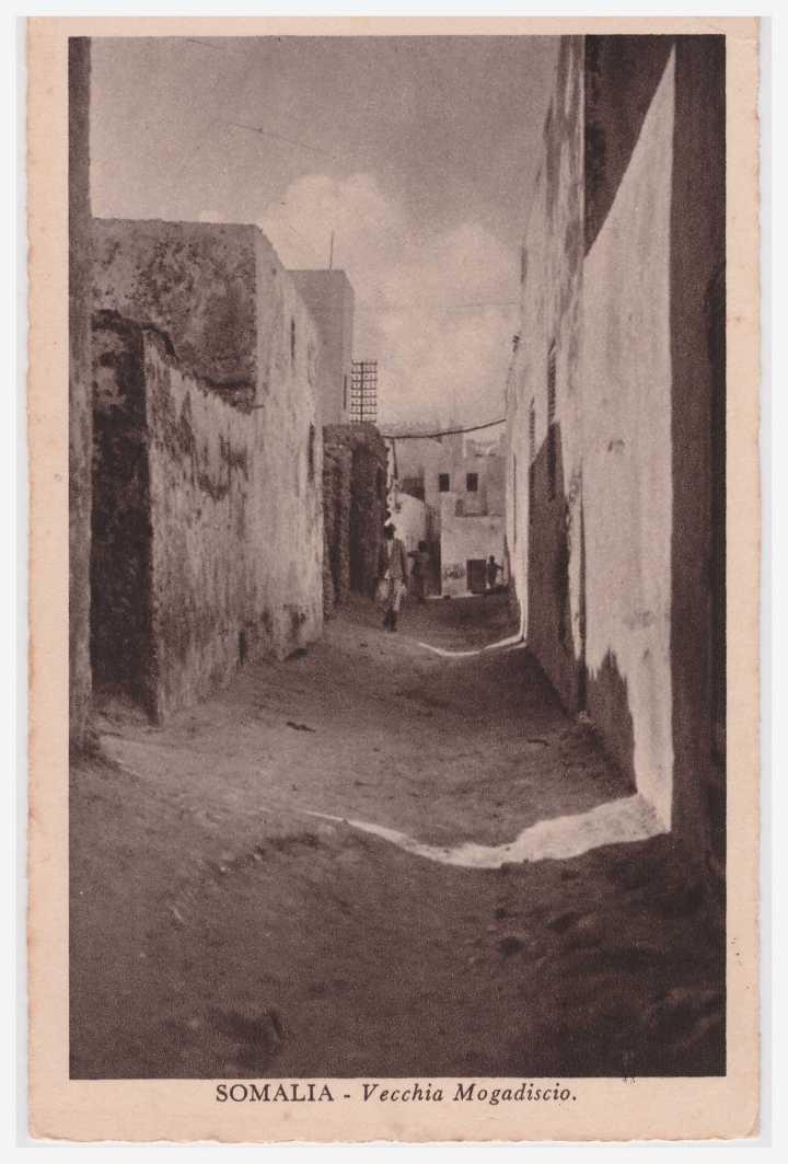 Vecchia Mogadiscio