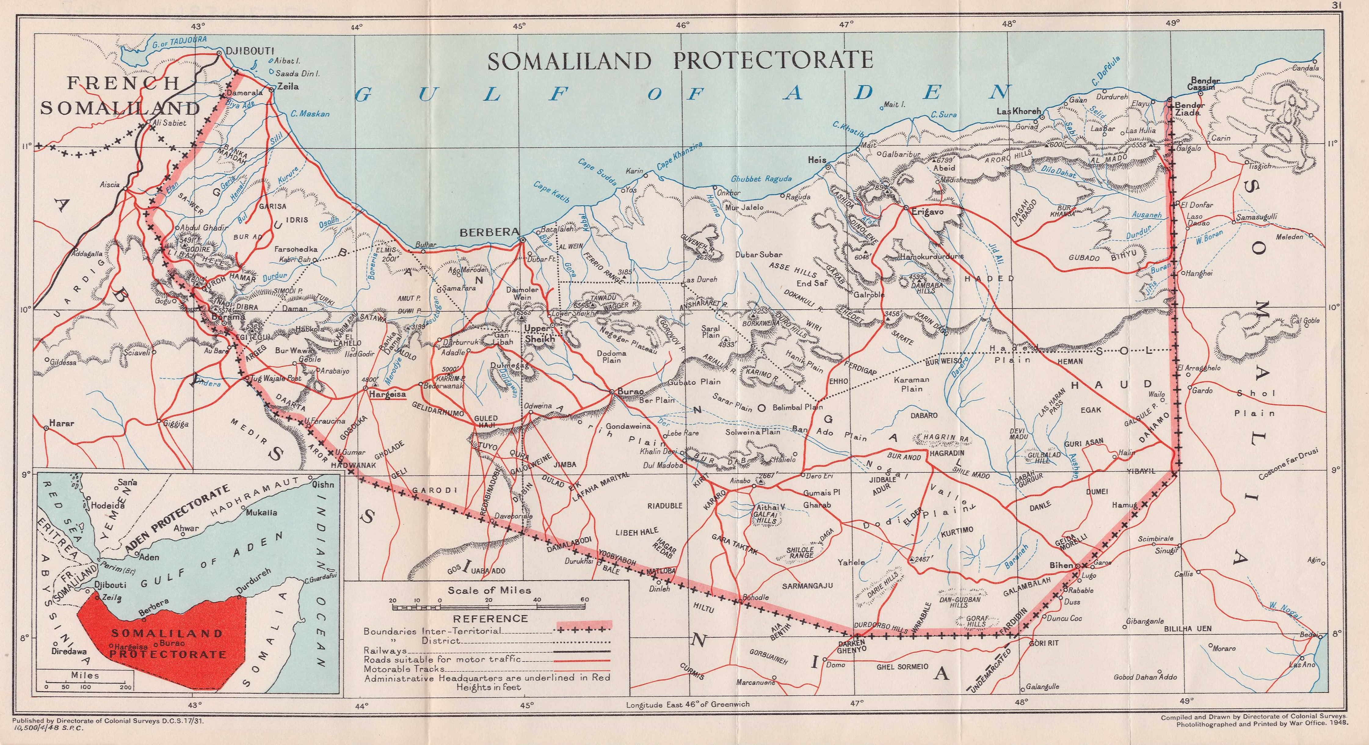 Somaliland Mogadishu Images From The Past