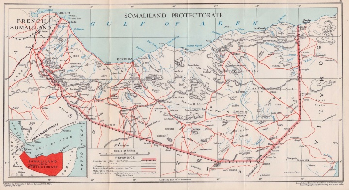 Somaliland 1948