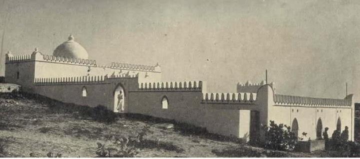 Mosque Sheikh Sufi