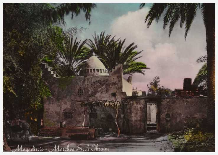 Sheik Ibrahim mosque